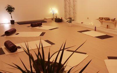 Terapeutisk Yoga – Sommerhold – 4 torsdage