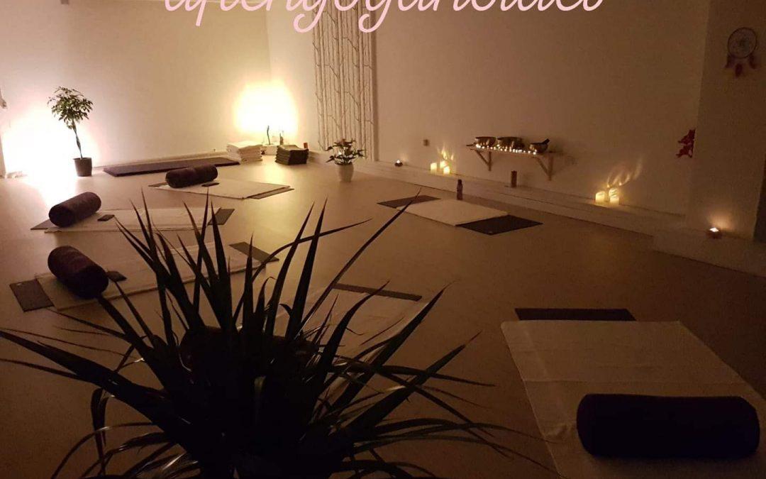 Terapeutisk Yoga på små hold starter op igen