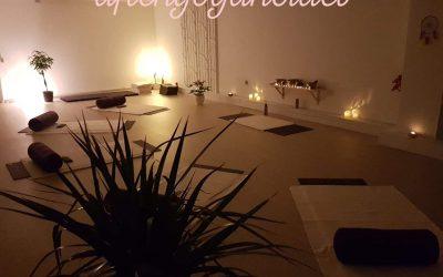 Terapeutisk Yoga på små hold